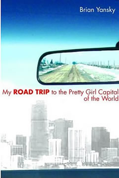book jacket for My Road Trip...